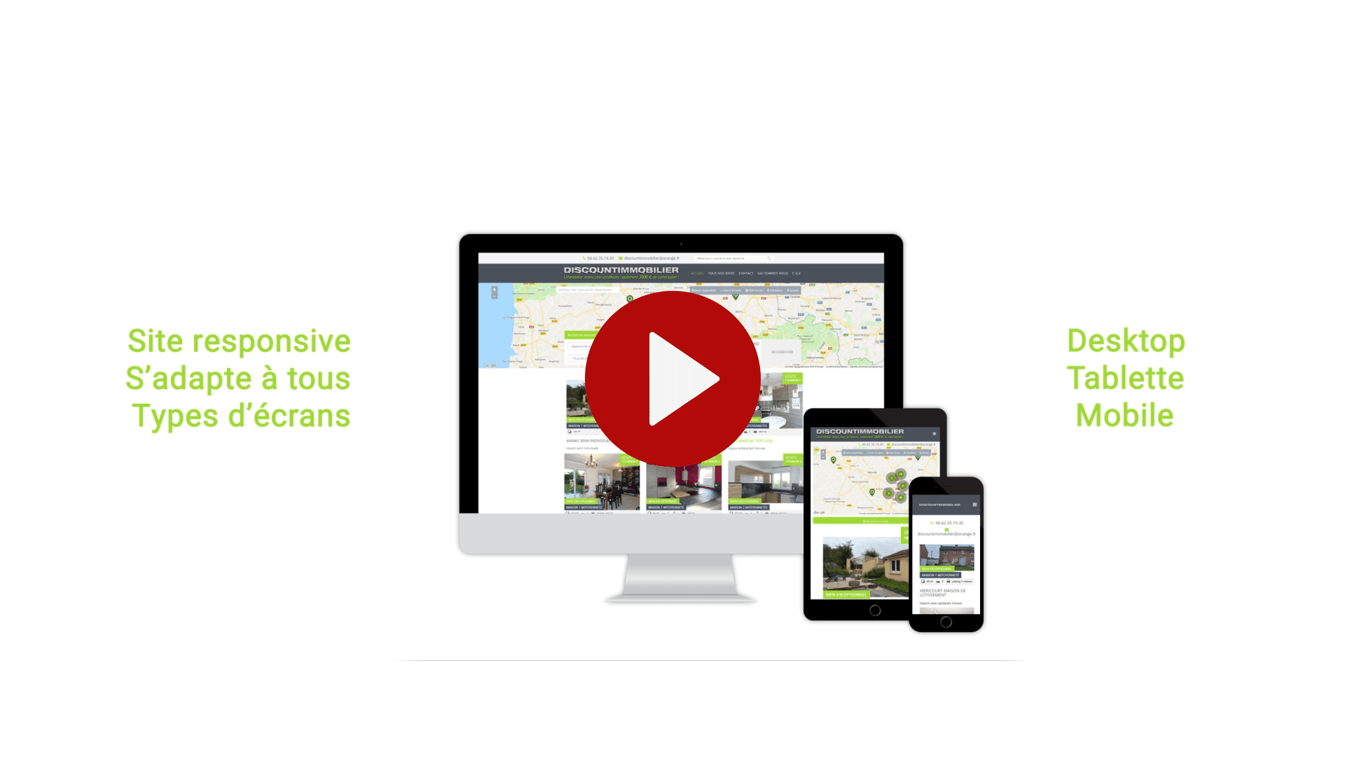 Lecture Projet Video Discountimmobilier